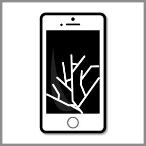 iphone-ガラス交換修理