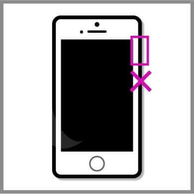 iPhoneスリープ(電源)ボタン修理